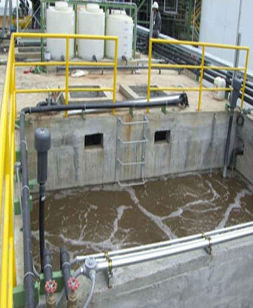 งานออกแบบและติดตั้งระบบบำบัดน้ำ